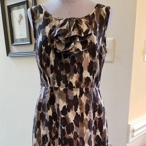 Kate Spade New York Silk Sleeveless Dress